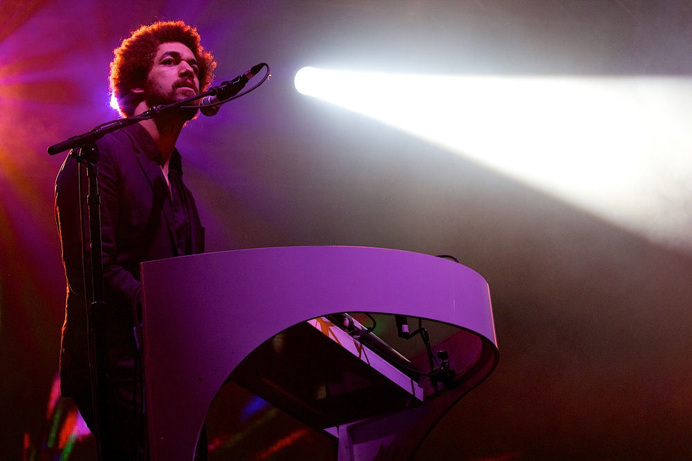 Danger Mouse of Broken Bells (Photo Credit: Robert Castro)