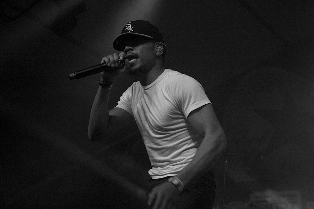 Chance The Rapper and The Social Experiment (Photo Credit: Robert Castro)