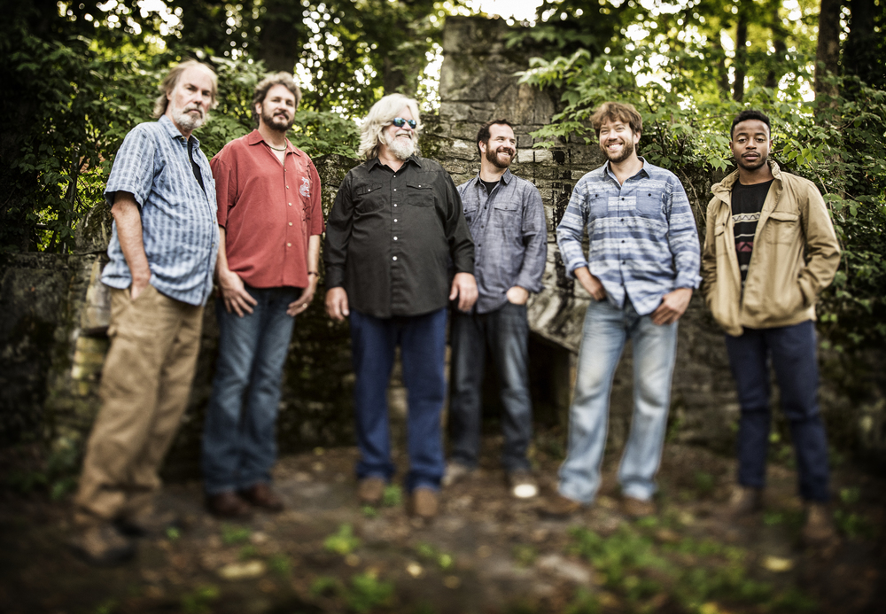 Leftover Salmon photographed in Nashville, TN September 16, 2014©Jay Blakesberg