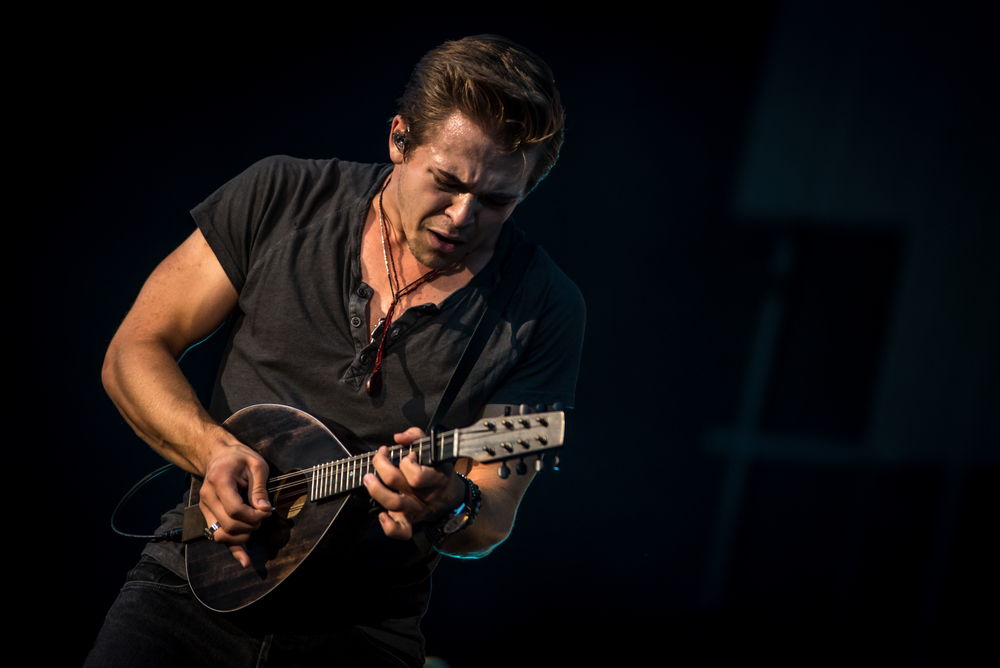 The talented Hunter Hayes (Photo Credit: Andrew Rios)