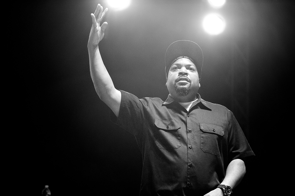 Ice Cube (Photo Credit: Robert Castro)