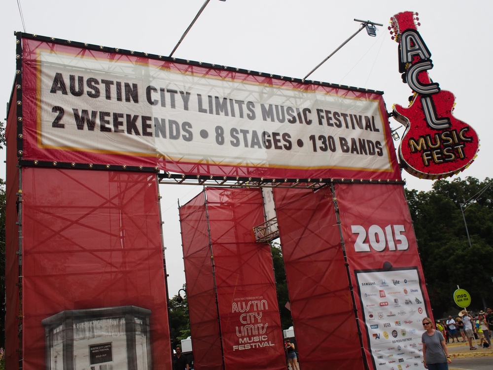Austin City Limits 2015 (Photo: Robert Castro/Ultra5280)