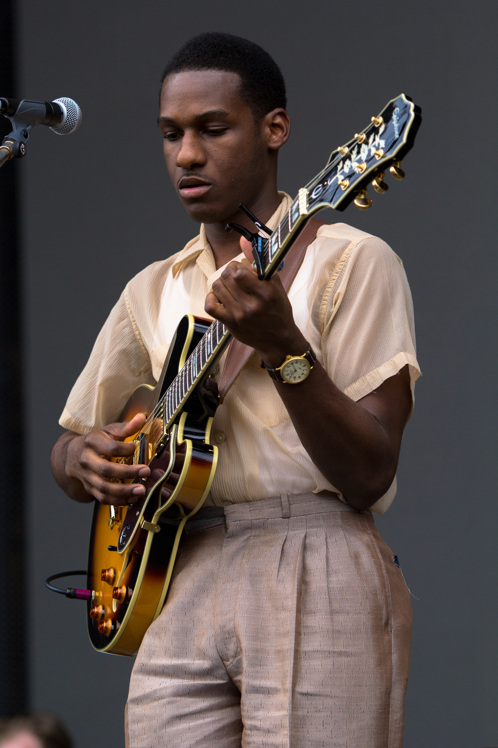 Leon Bridges (Photo Credit: Robert Castro/Ultra5280)