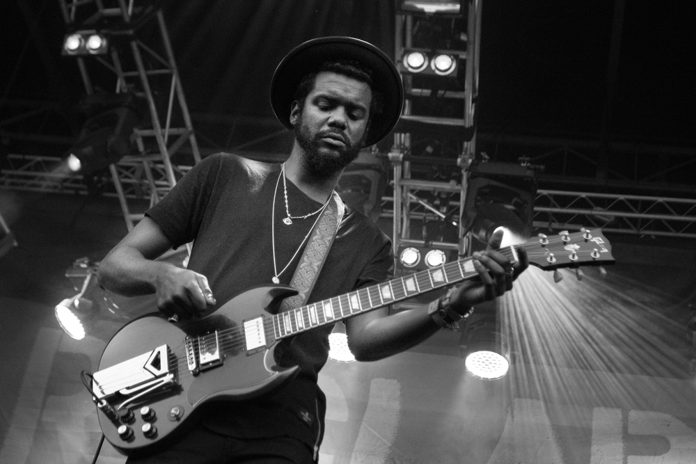 Gary Clark Jr. (Photo Credit: Robert Castro/Ultra5280)