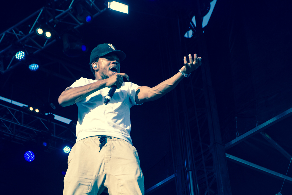 Chance The Rapper (Photo Credit: Robert Castro)