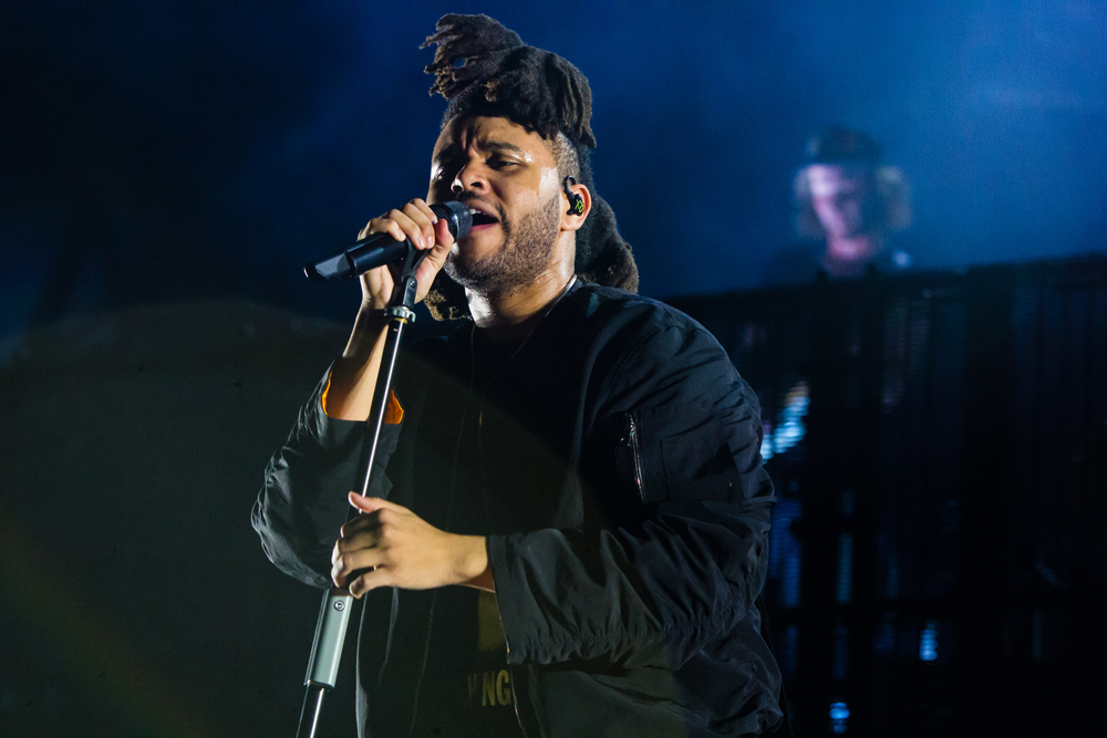 The Weeknd (Photo Credit: Robert Castro)