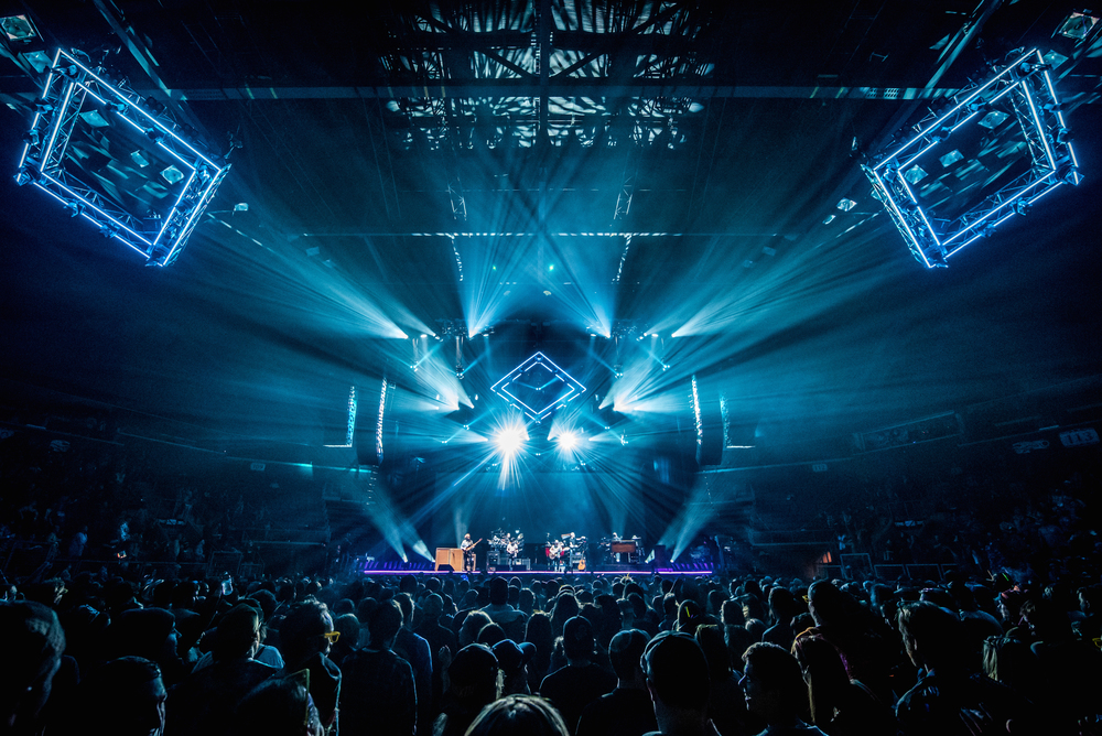 The String Cheese Incident (photo credit: Andrew Rios)