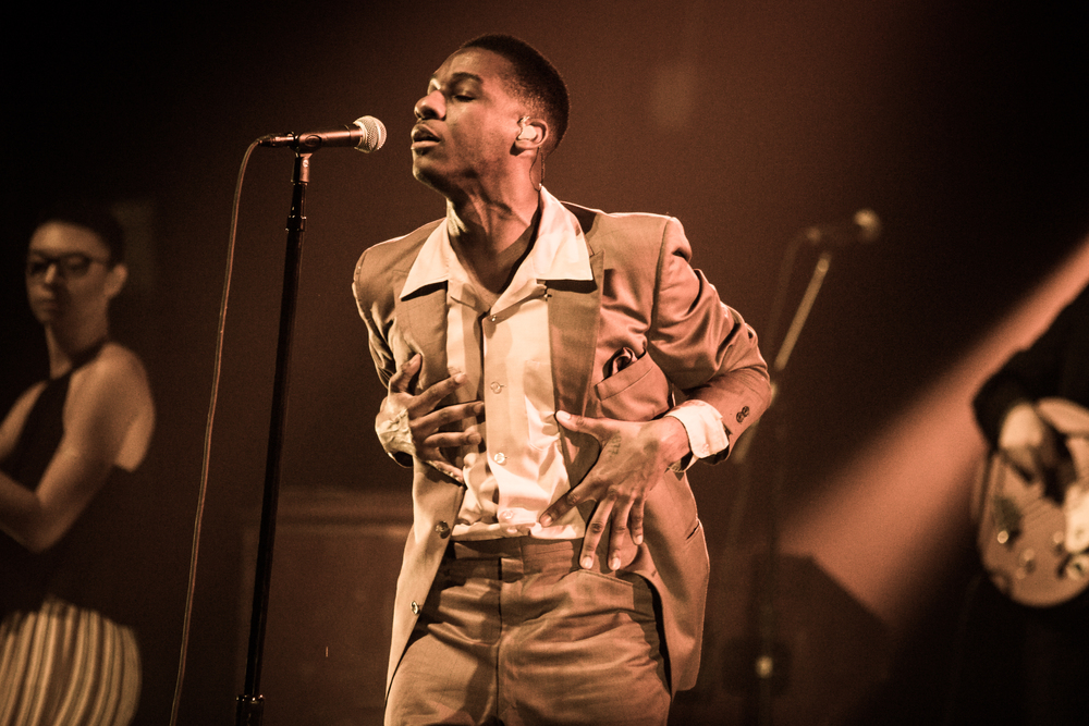 The incredible and talented Mr. Leon Bridges. (Photo Credit: Robert Castro)