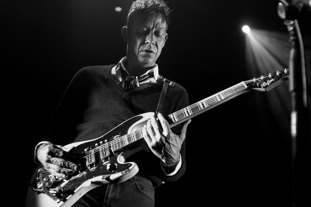 Jamie Hince of The Kills (Photo Credit: Robert Castro)