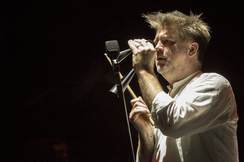 lcd soundsystem transformed red rocks into their own playground