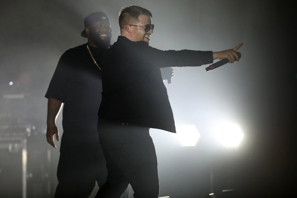 Producer extraordinaire El-P the other half of Run The Jewels. (Photo Credit: Aly McClaran)