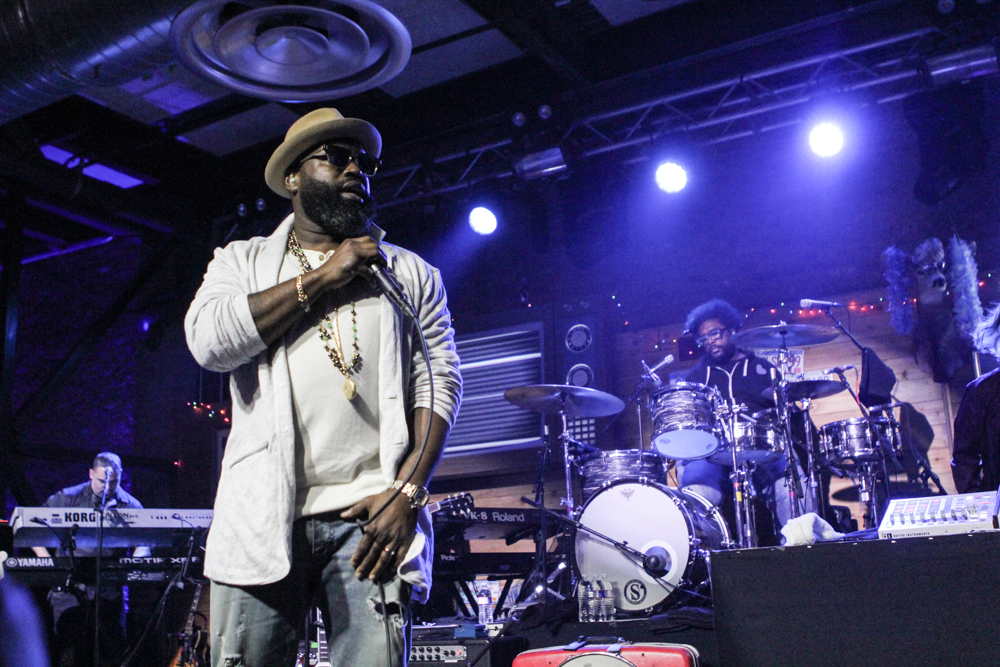 Black Thought of The Roots (Photo Credit: Robert Castro)