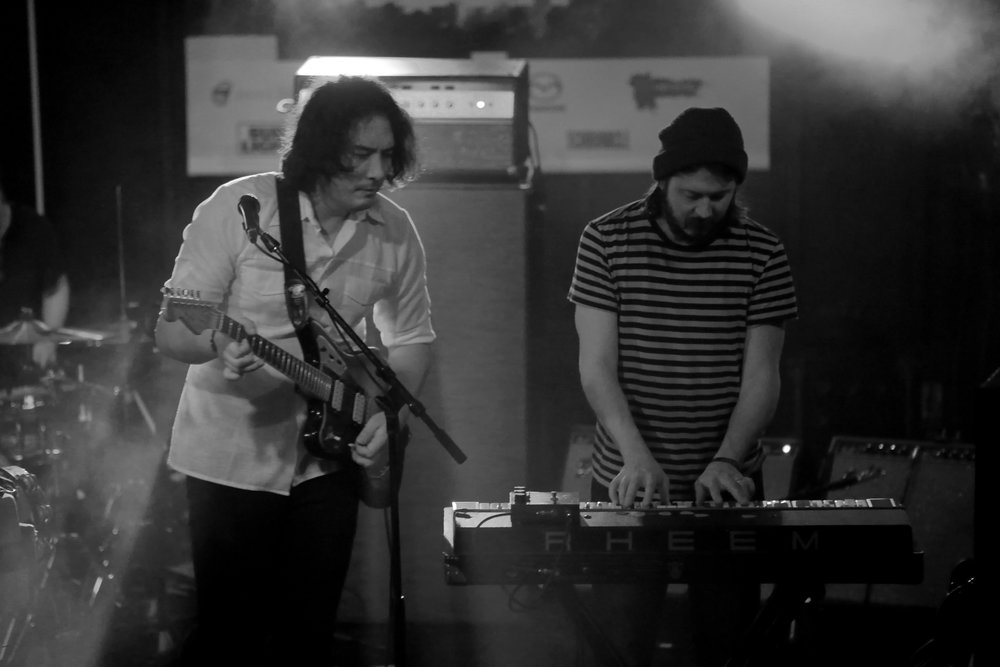 Black Angels performed House of Vans at Mohawk on March 15, 2017 during SXSW in Austin.