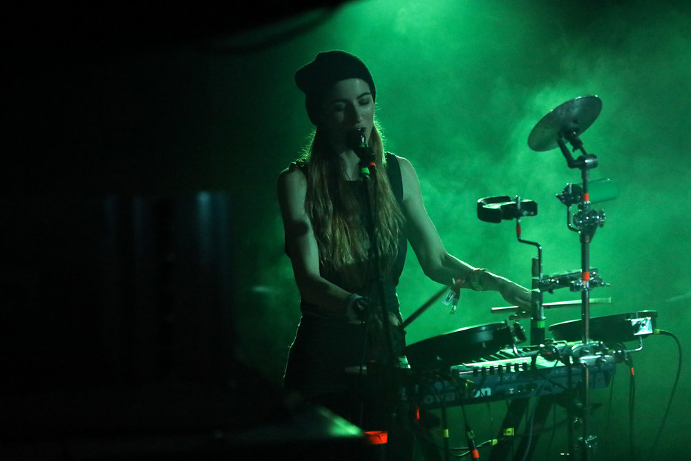 SOHN performed House of Vans at Mohawk on March 17, 2017 during SXSW in Austin.