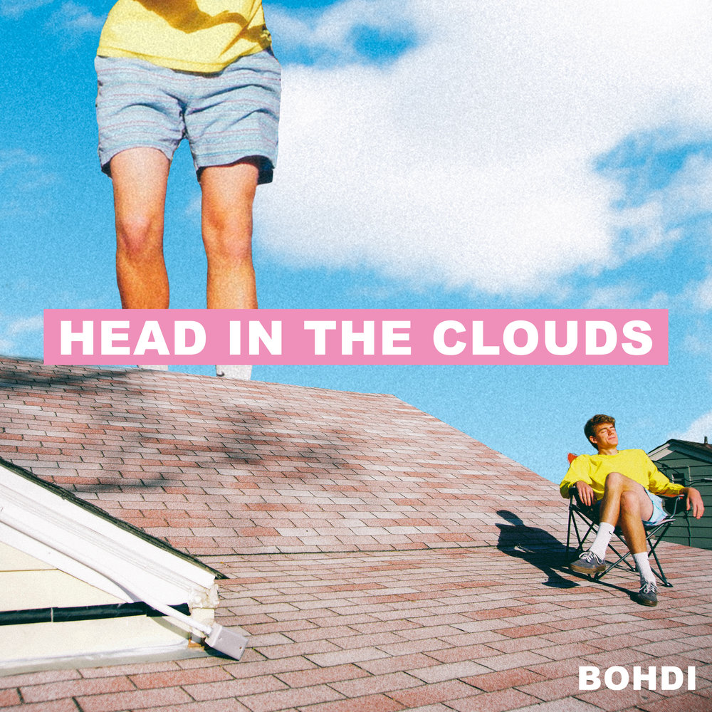 'Head In the Clouds'cover art.