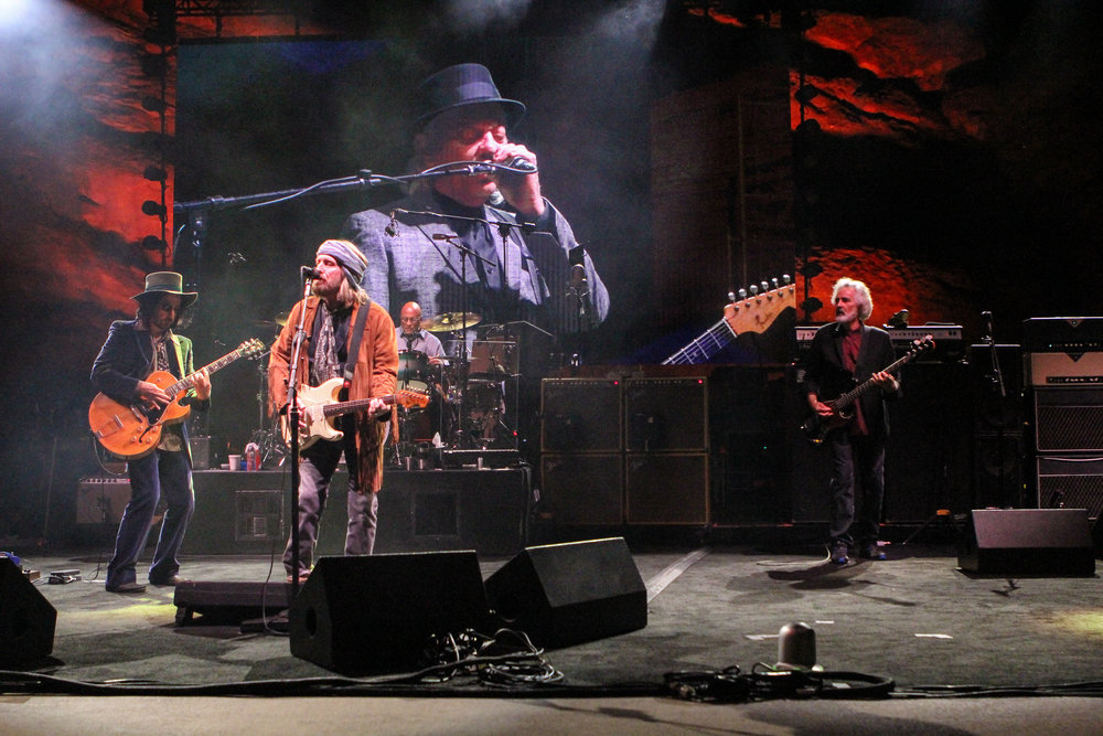 Tom Petty and The Heartbreakers Celebrating 40 Years (Photo Credit: Robert Castro)