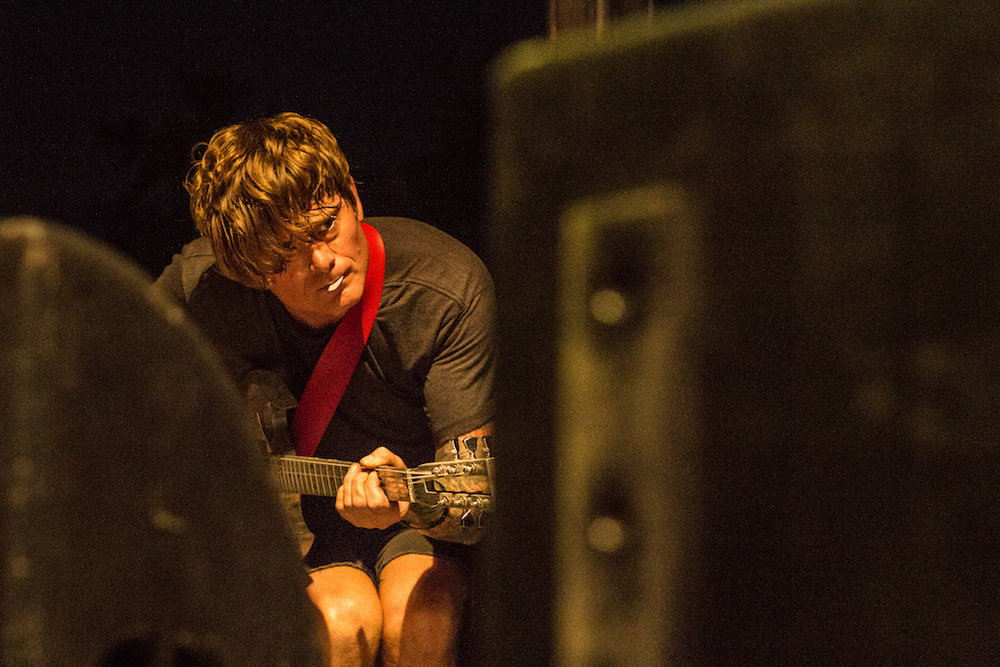 The Oh Sees perform during the 2016 UMS (Photo Credit: Robert Castro)