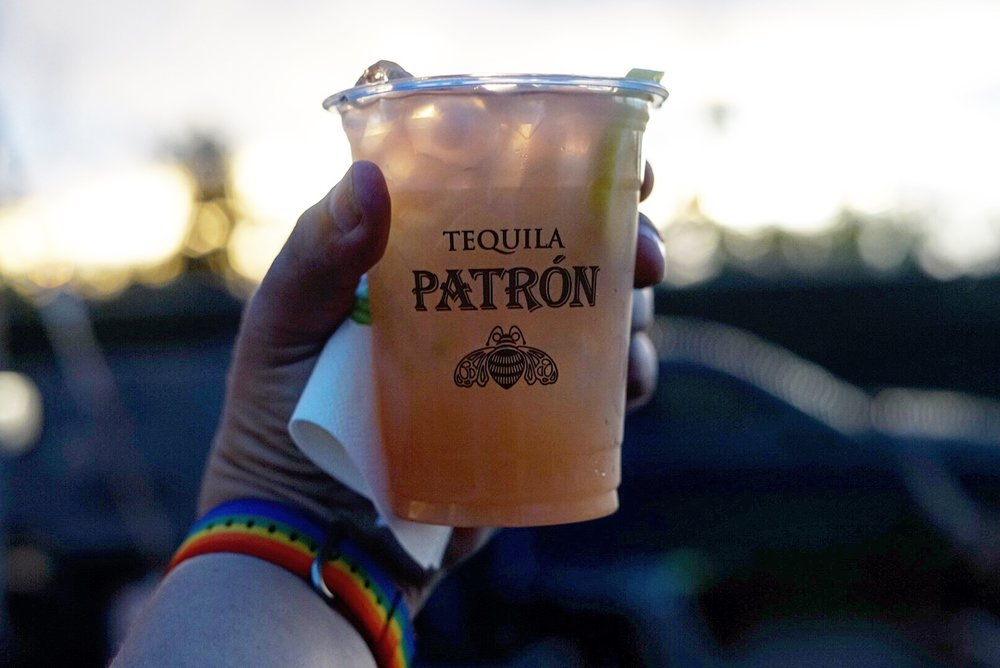 Pineapple Express from Patron!