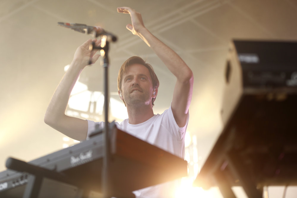 Cut Copy still making us dance after all these years (Photo Credit: Aly McClaran)