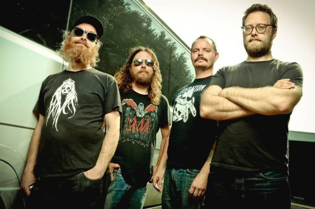 Red Fang (Photo Credit: Tim Tronckoe)