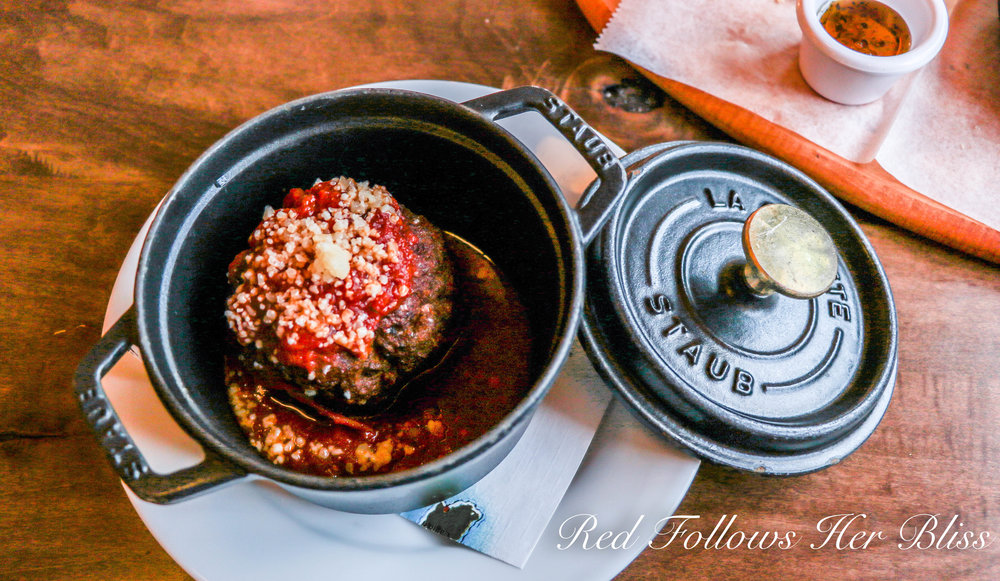 Braised Veal Meatball