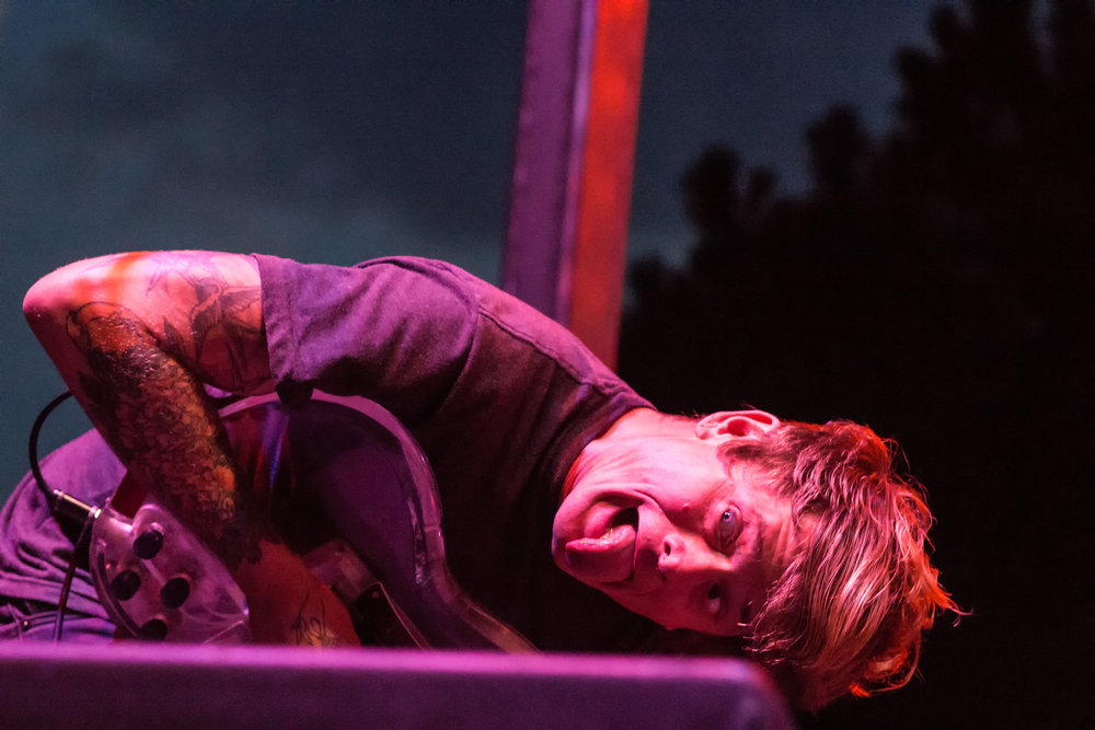 Thee Oh Sees perform at UMS (Photo Credit: Robert Castro)