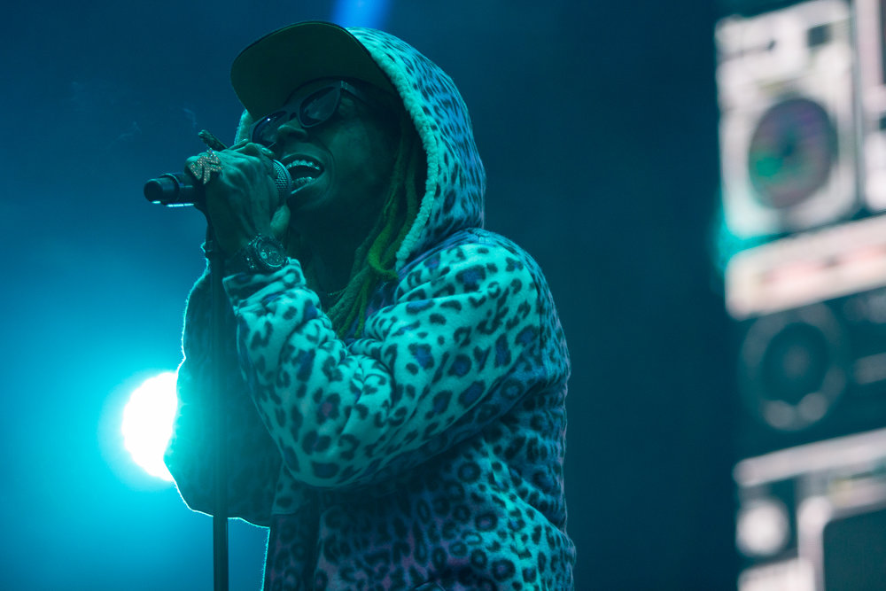 Lil Wayne (Photo Credit: Robert Castro)