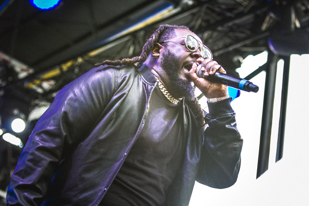 T-Pain (Photo Credit: Robert Castro)