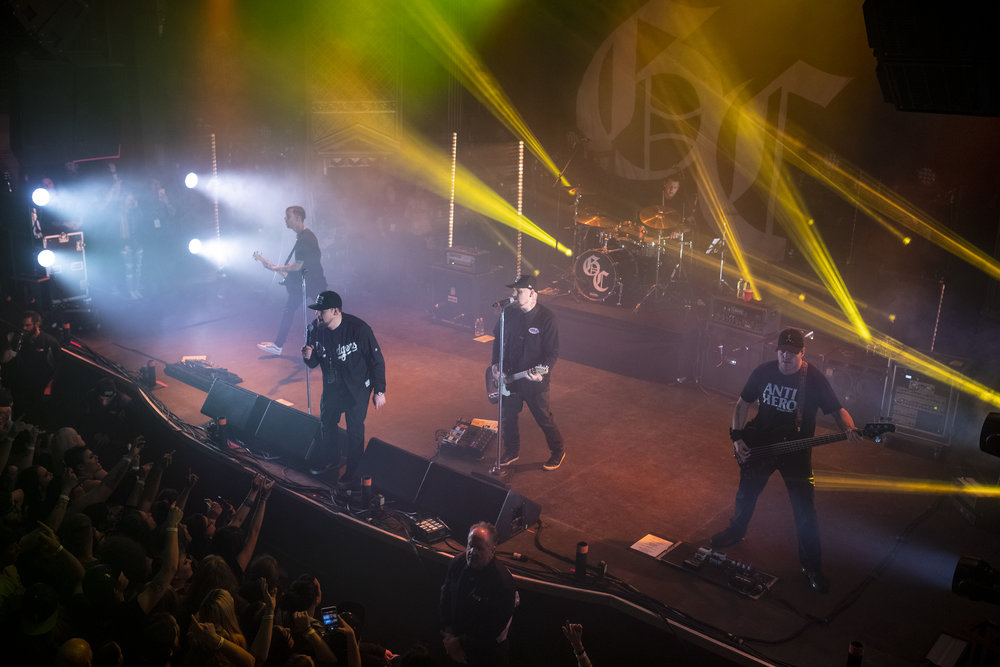 Good Charlotte Bringing Back The Old School Vibes (Photo Credit: Aly McClaran)