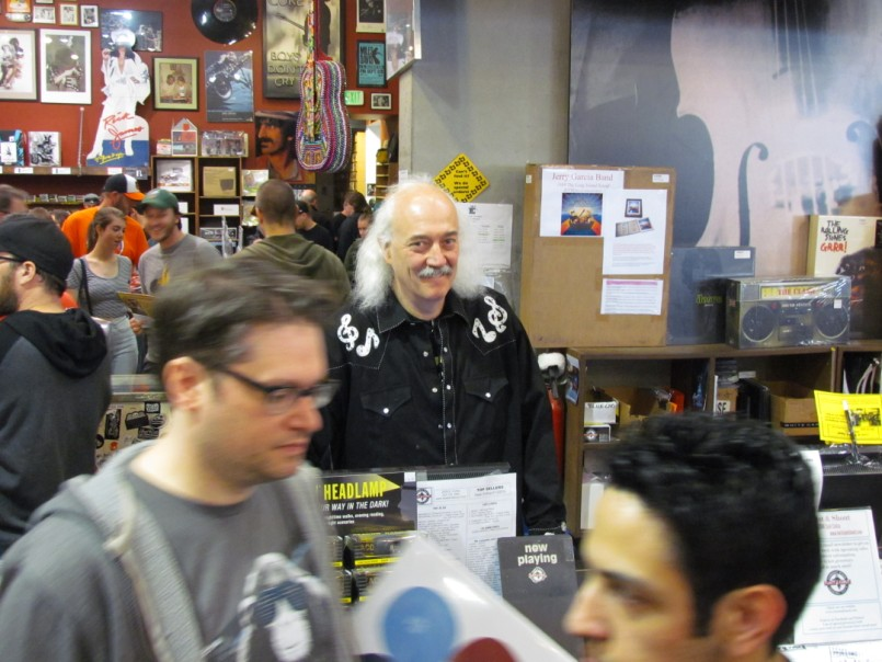 Paul Epstein of Twist and Shout Records.