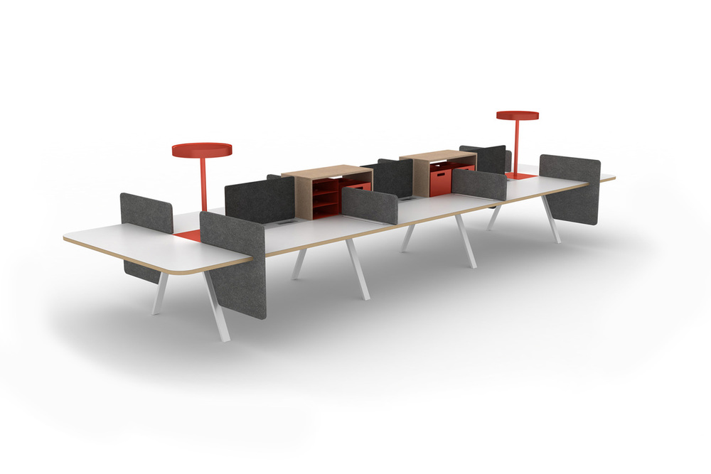 tonic bench is designed by mike&maaike for watson