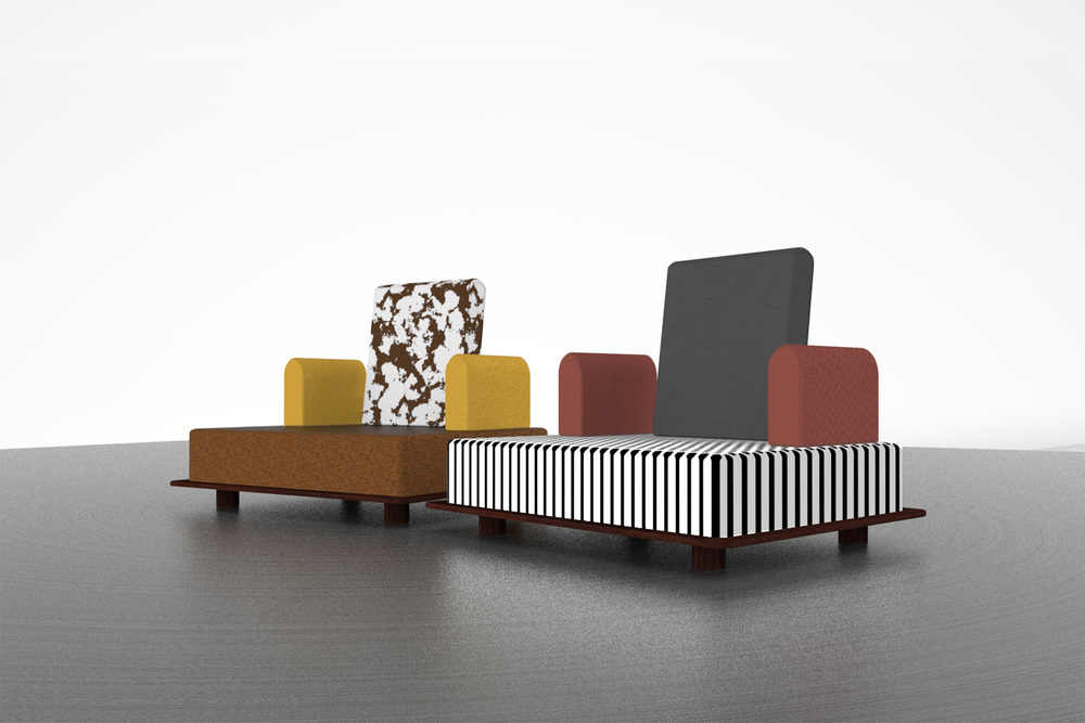 fatboy  lounge seating by cia mooney (for ettore)