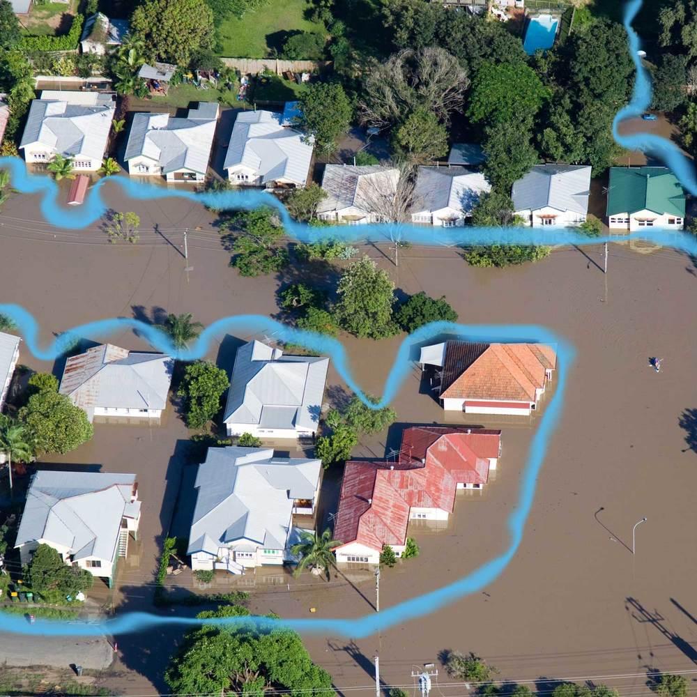 flood control perimeter - cia mooney