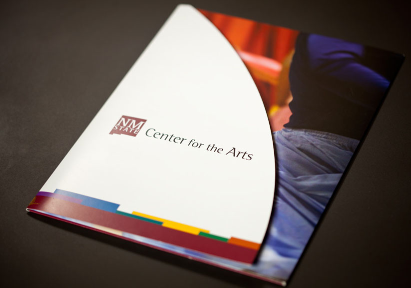 NMSU Center for the Arts Brochure