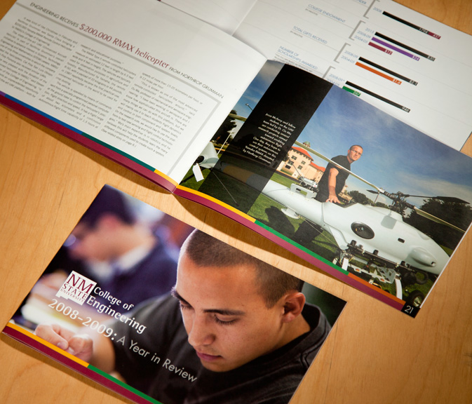 NMSU College of Engineering Annual Report