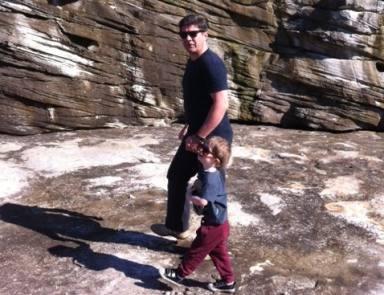 Rocks at Clovelly