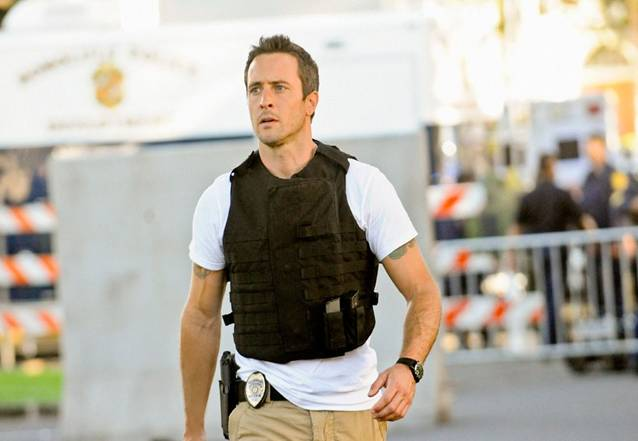 Alex O'Loughlin, star of Hawaii 50 and top choice to play Alex Morgan in the Intrepid movie series.