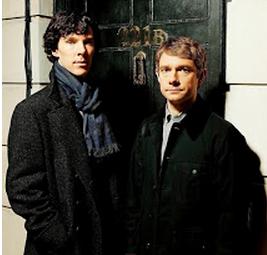Conan Doyle, Holmes & Watson - An Enduring Friendship