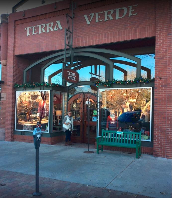 Outside Terra Verde Colorado Springs Downtown