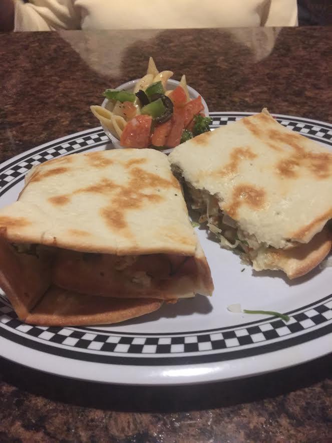 Panino's Restaurant Sandwich