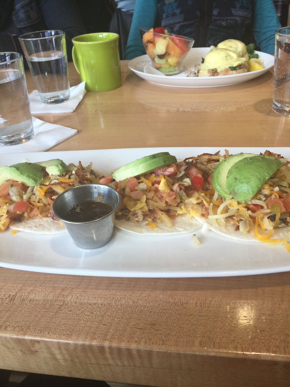 Breakfast Tacos Colorado Springs