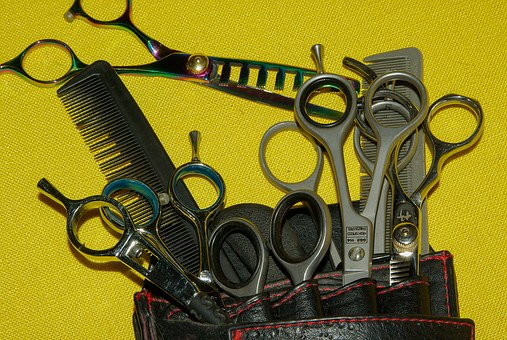Hair cutter tools to be insured
