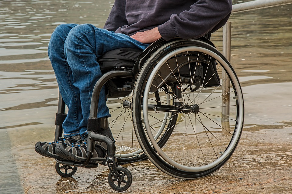 Disability insurance in Colorado Springs Wheel chair