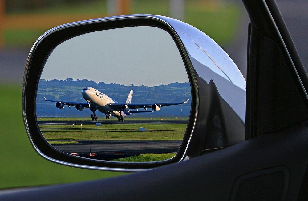 Uber driver Colorado Springs Airport