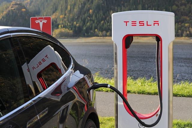 Tesla Charging Stations CO Springs