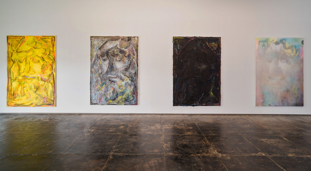 HIPi2014 After Nolde Installation shot of four large paintings.jpg