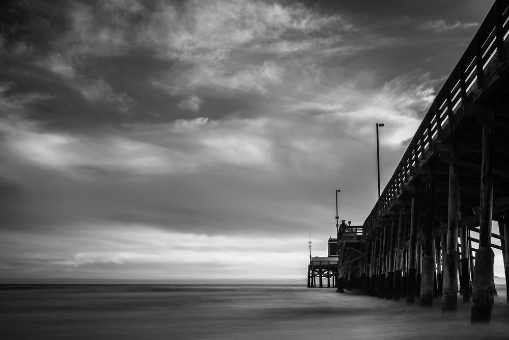 Newport Pier original