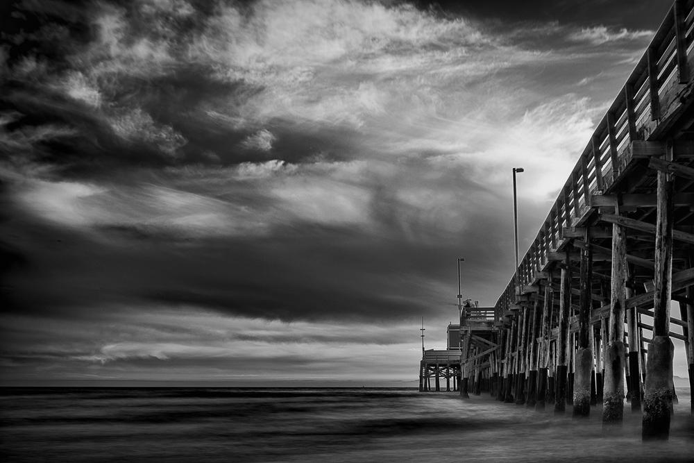 Newport Pier rework