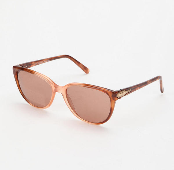 Vintage '70s Gucci Light Tortoise Sunglasses on sale for $149.99