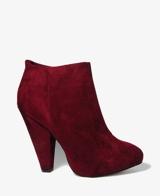 Zipped Booties $36.80